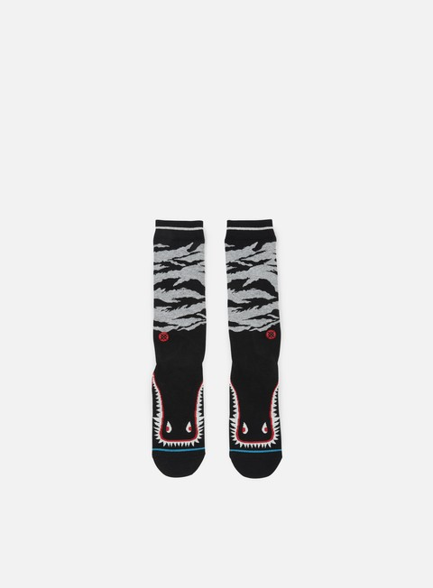 accessori stance warhawk crew socks black