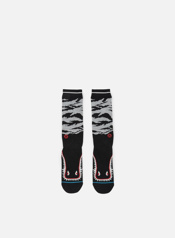Stance - Warhawk Crew Socks, Black