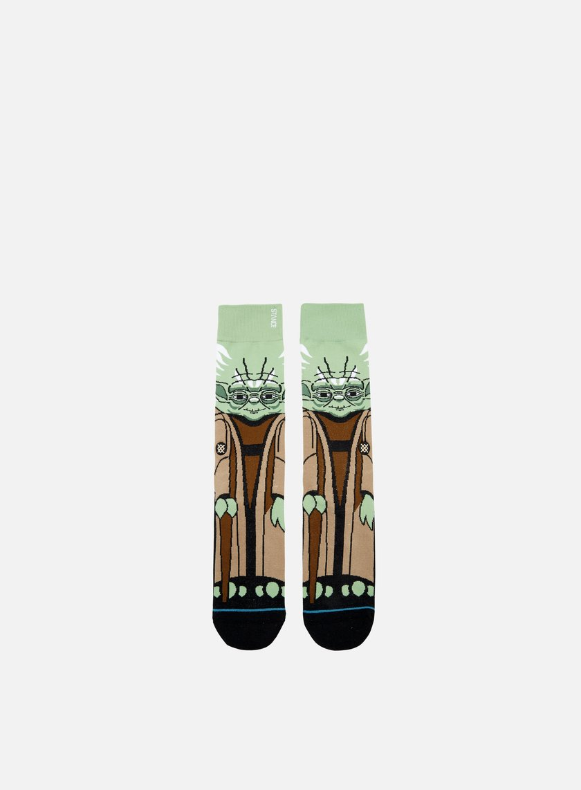 Stance - Yoda Star Wars Socks, Green
