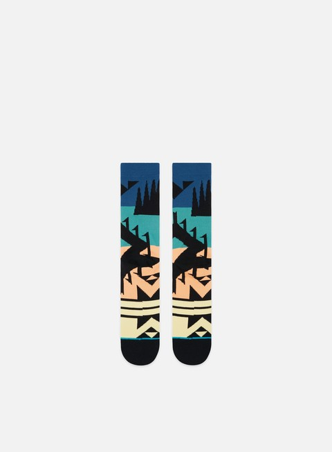 Outlet e Saldi Calze Stance Zuma Crew Socks