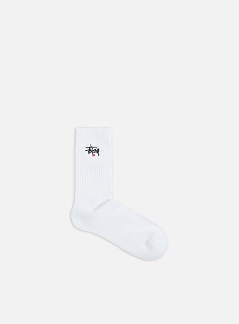 Socks Stussy Basic Logo Crew Socks