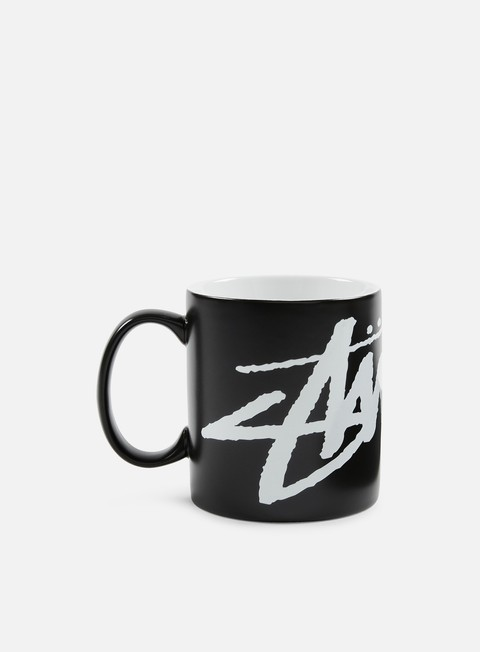 accessori stussy matte stock mug black
