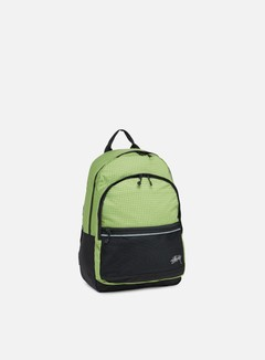 Stussy - Ripstop Nylon Backpack, Lime
