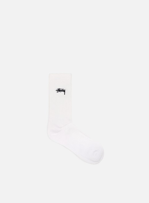 Calze Stussy Small Stock Crew Socks