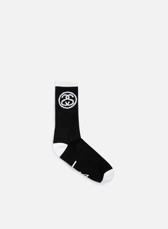 Stussy - SS Link Socks, Black