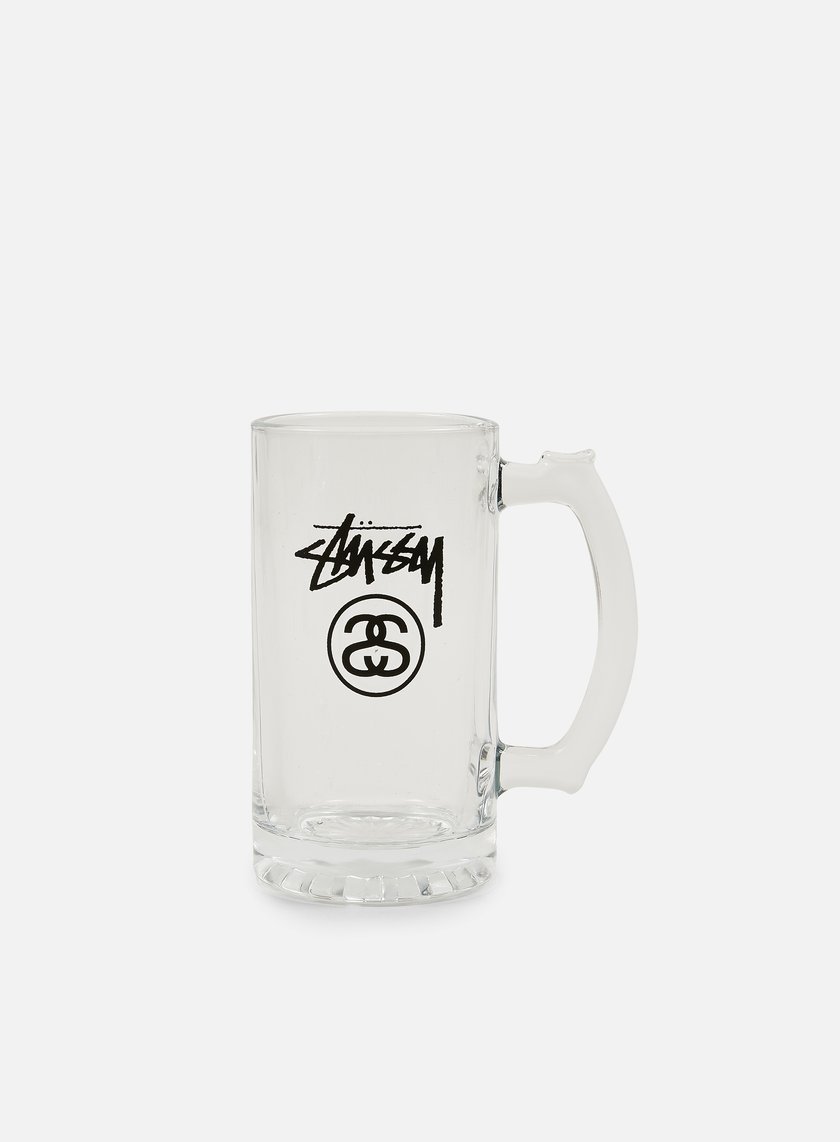 Stussy - Stock Lock Beer Mug Glass