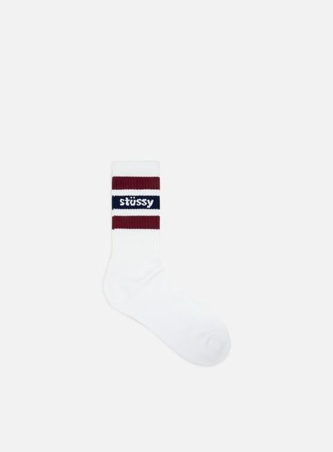 Socks Stussy Stripe Crew Socks