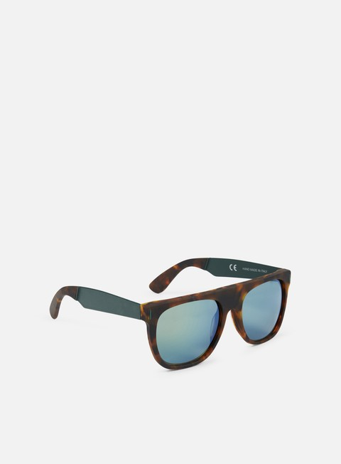 accessori super flat top francis squadra tortoise green