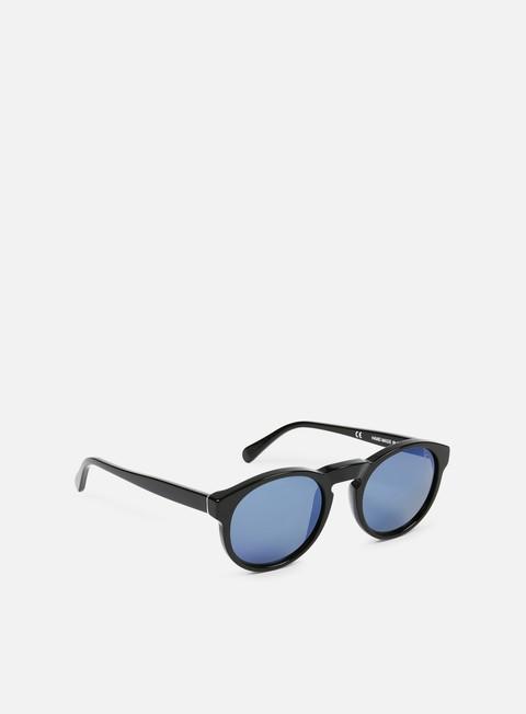 accessori super paloma black blue mirror