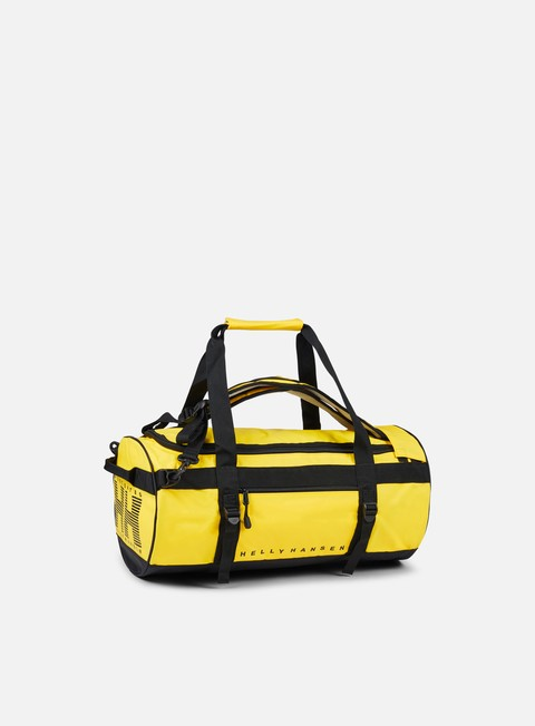 accessori sweet sktbs x helly hansen sweet hh classic duffel yellow black