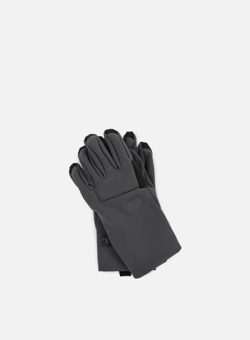 The North Face - Apex Etip Glove, Asphalt Grey