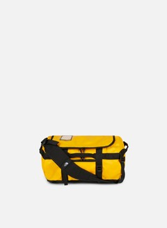 The North Face - Base Camp Duffel Extra Small, Summit Gold/TNF Black