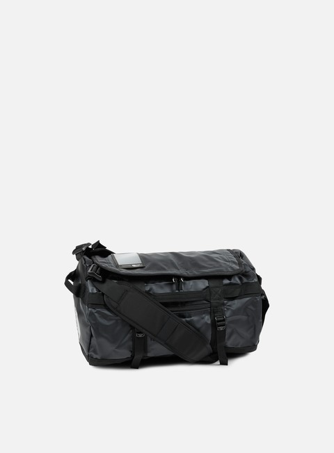 accessori the north face base camp duffel extra small tnf black