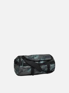 The North Face - Base Camp Duffel Medium, Camo Print/TNF Black 1