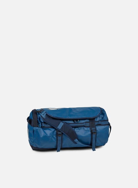 accessori the north face base camp duffel medium monterey blue urban navy