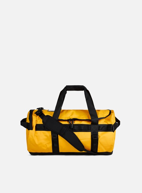 accessori the north face base camp duffel medium summit gold tnf black