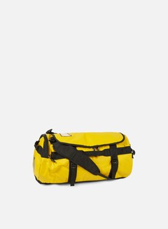 The North Face - Base Camp Duffel Medium, Summit Gold/TNF Black 1