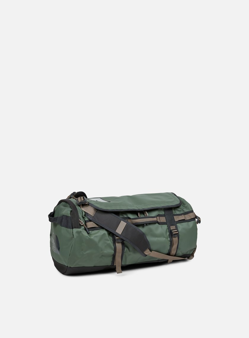 ... The North Face - Base Camp Duffel Medium, Thyme/Falcon Brown 1 ...