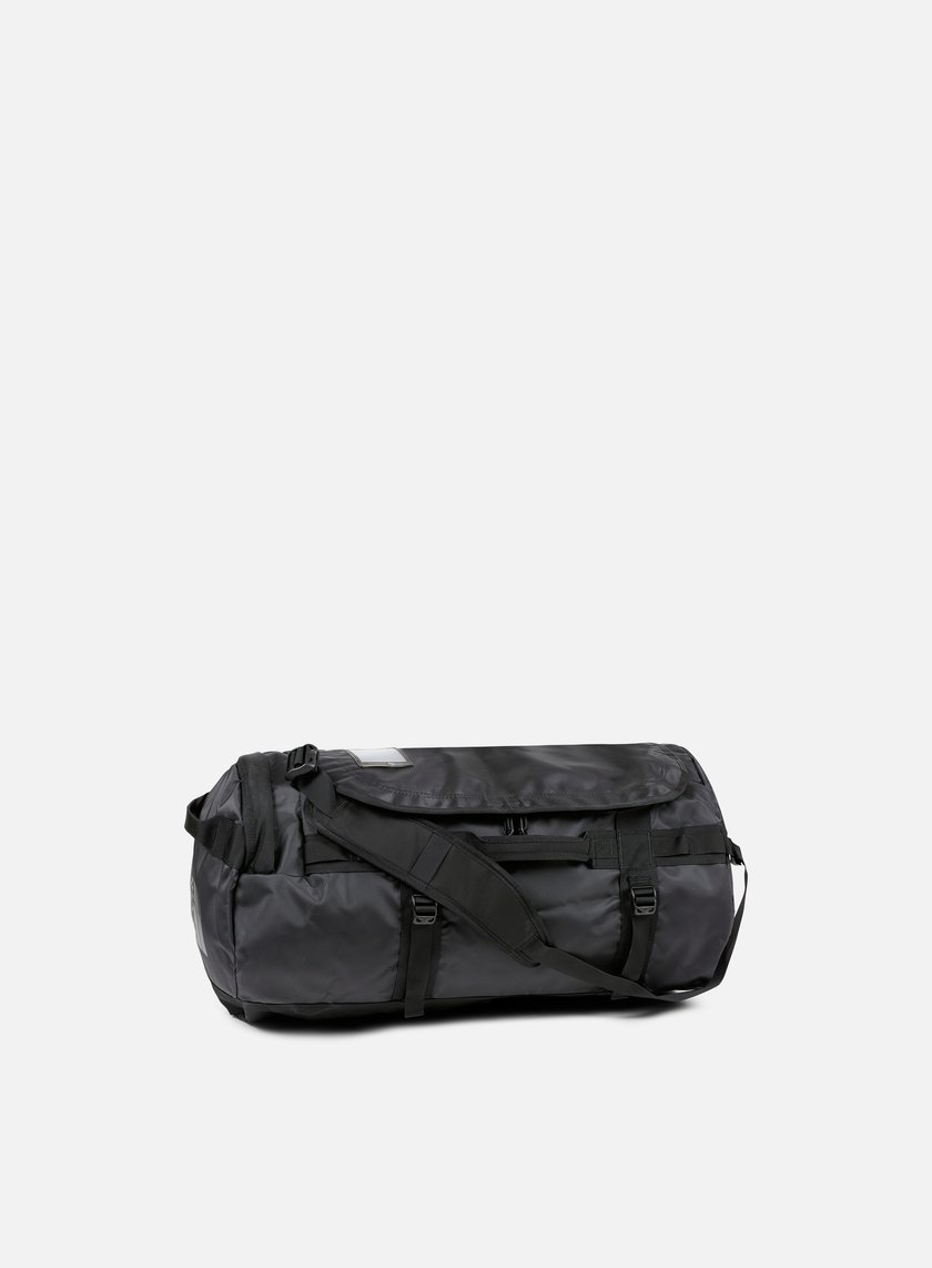 The North Face - Base Camp Duffel Medium, TNF Black Emboss/24K Gold