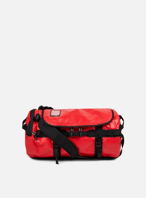 accessori the north face base camp duffel medium tnf red tnf black
