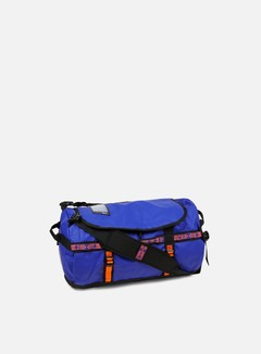 The North Face - Base Camp Duffel Small, Aztec Blue/TNF Black