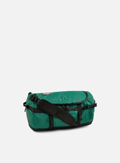 The North Face - Base Camp Duffel Small, Evergreen/TNF Black