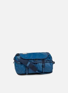 The North Face - Base Camp Duffel Small, Monterey Blue/Urban Navy