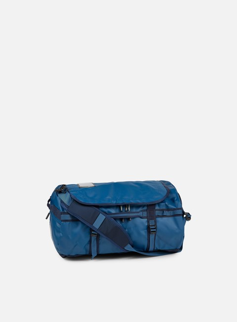 accessori the north face base camp duffel small monterey blue urban navy