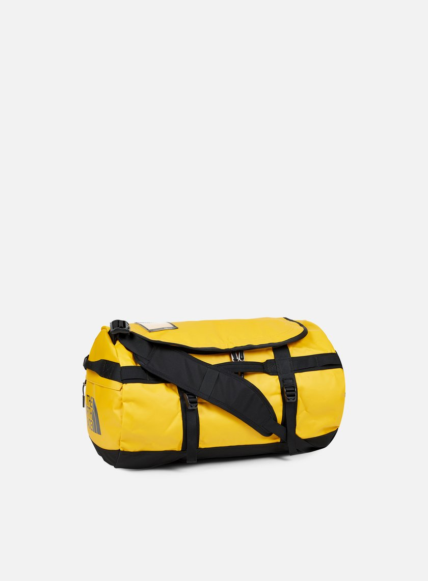 The North Face - Base Camp Duffel Small, Summit Gold/TNF Black