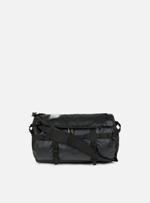 accessori the north face base camp duffel small tnf black