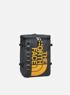 The North Face - Base Camp Fusebox Backpack, Asphalt Grey/Summit Gold