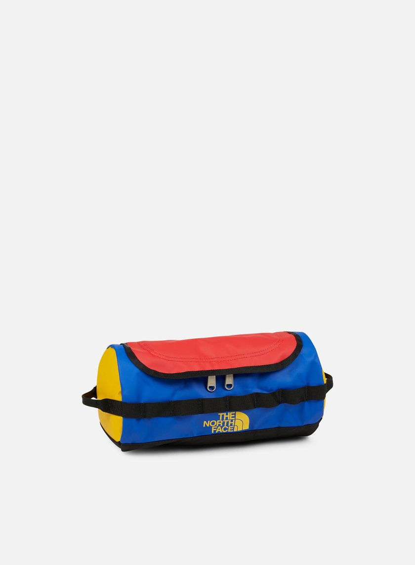 The North Face - Base Camp Travel Canister Large, Bright Cobalt/TNF Black