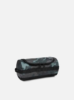 The North Face - Base Camp Travel Canister Small, Camo Print/TNF Black