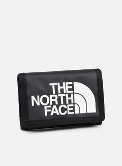 The North Face - Base Camp Wallet, TNF Black/TNF White