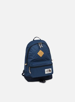 The North Face - Berkeley Backpack, Shady Blue/Urban Navy 1