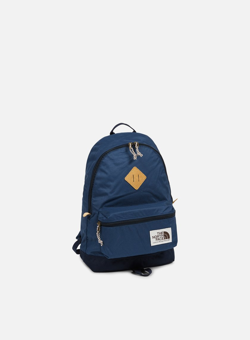 The North Face - Berkeley Backpack, Shady Blue/Urban Navy