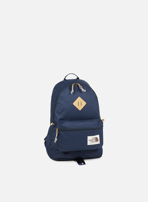 accessori the north face berkeley backpack urban navy