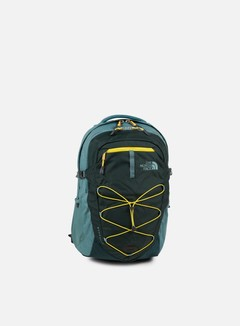 The North Face - Borealis Backpack, Darkest Spruce/Silver Pine 1