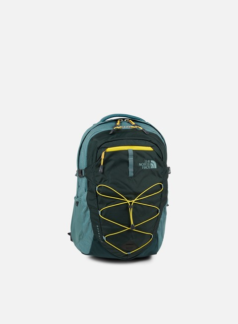 accessori the north face borealis backpack darkest spruce silver pine