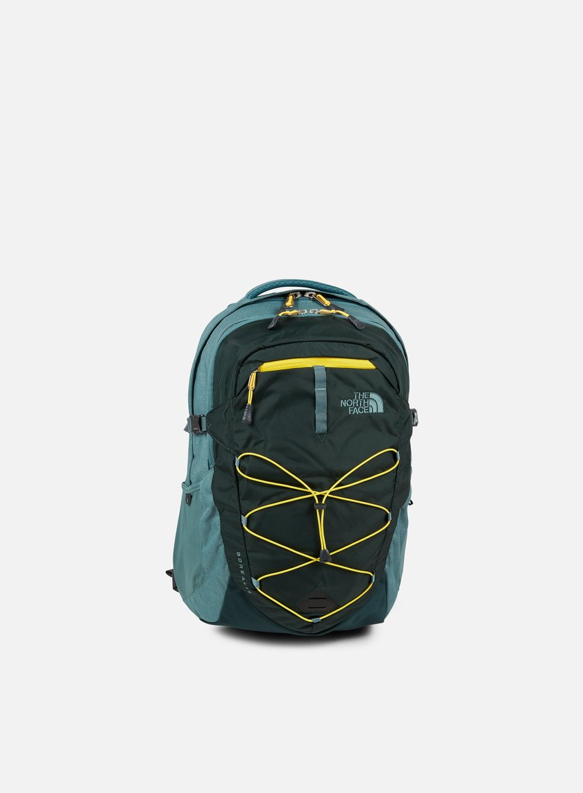 The North Face - Borealis Backpack, Darkest Spruce/Silver Pine