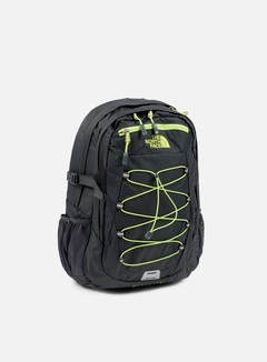 The North Face - Borealis Classic Backpack, Asphalt Grey/Lantern Green 1