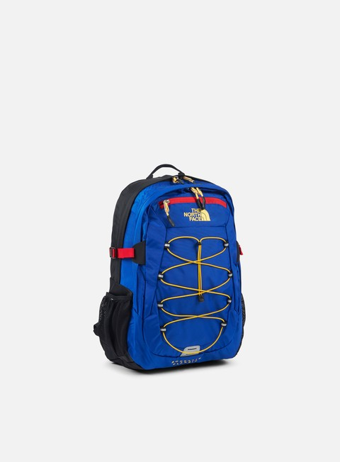 accessori the north face borealis classic backpack bright cobalt tnf black