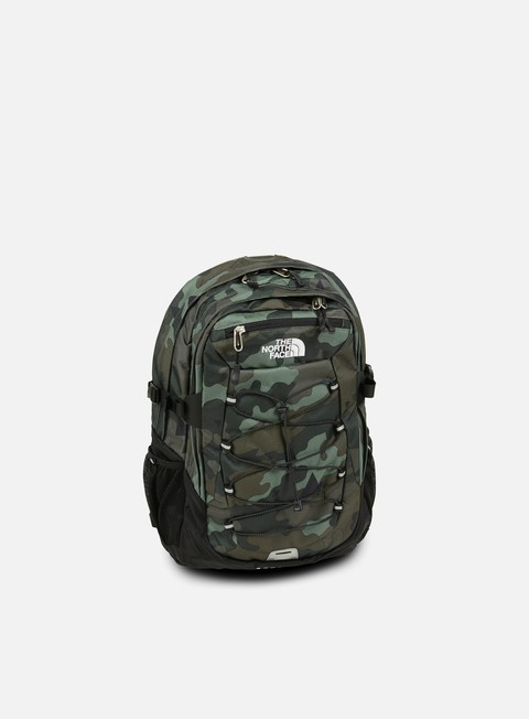 accessori the north face borealis classic backpack camo print tnf black