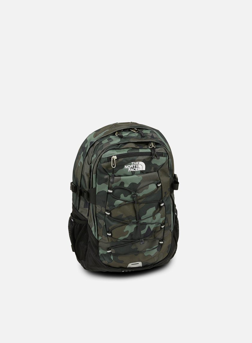 The North Face - Borealis Classic Backpack, Camo Print/TNF Black