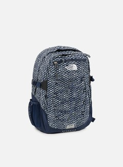 The North Face - Borealis Classic Backpack, Cosmic Blue/Mountain Print 1