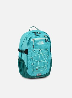 The North Face - Borealis Classic Backpack, Ion Blue/Ice Green