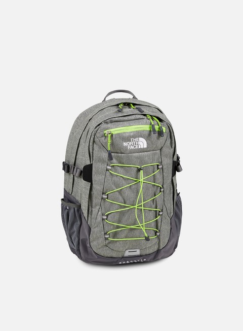 accessori the north face borealis classic backpack london fog heather chive green
