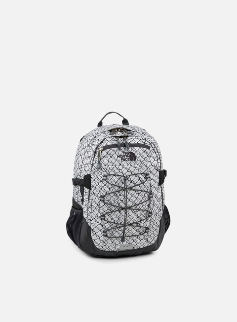 accessori the north face borealis classic backpack lunar ice grey