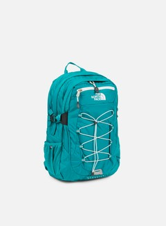 The North Face - Borealis Classic Backpack, Teal Blue/Vapor Solid Grey 1