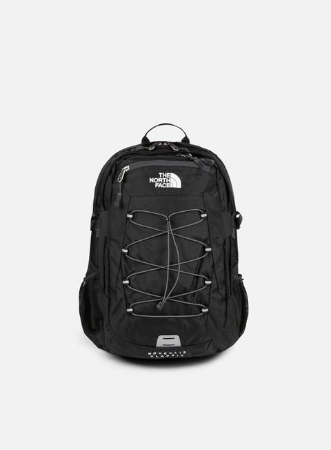 accessori the north face borealis classic backpack tnf black asphalt grey